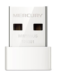 mercúrio ultra-pequena 150m adaptador USB wireless