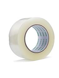 transparente vedação fita de 1,6 centímetros de largura e 6,0 centímetros fita transparente de embalagem de espessura (volume 2 a)