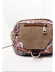 Women Canvas Casual Waist Bag