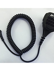 Walkie-Talkie Headset Wheat Throat Controlled Air Duct Hose Shock Brigade Friction Driving Car Lovers Riding Special