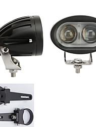 2x водить CREE свет бары сув 4wd квадроцикл 4 * 4 автомобили внедорожные с парой монтажных кронштейнов
