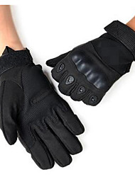 Outdoor, Motorcycle Full Finger Gloves, Prevent Slippery