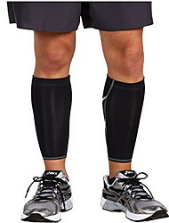 Attelle de Genou pour Basket-ball Football Course Homme Compression Des sports Extérieur Nylon