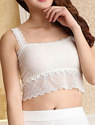 Women's Casual/Daily Cute Summer Tank Top,Solid U Neck Sleeveless White / Black Modal Thin