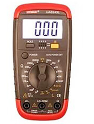 Mini  Test Number  Hand Held Type  A Multimeter