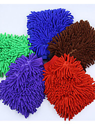 Chenille Gloves Car Cleaning Gloves For Cleaning The Car Washing Tools