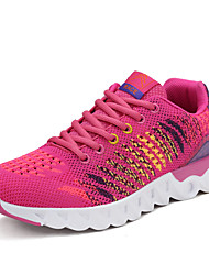 Women's Flywire Breathable Air Mesh Running Shoes Cushioning Soles in Casual StyleRunning Sneakers for Training