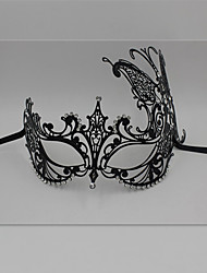 Pretty Elegant Lady Masquerade Halloween Mardi Gras Party Mask5006A1