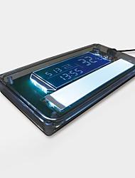 changer d'instrument de mesure matériau métallique électronique couleur bleue alimentation ca