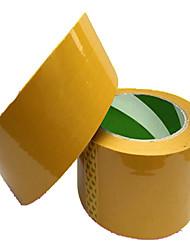 beige ruban adhésif scellant le 4.5cm de largeur de bande 1.0cm net tape papier épais de ruban d'emballage emballage