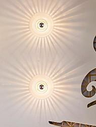 40W Современный художественный настенный светильник со стеклом тень Луч света Функция