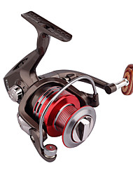 Metal & Plastic  Fishing Spinning Reels 10 Ball Bearings  Exchangable Handle-FC3000