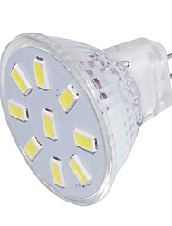 YouOKLight MR11 2W Warm White/White 3000K /6000K 150lm 9-SMD5733 LED Spotlight(AC/DC12V)