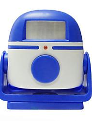 sonnette capteur infrarouge humain dispositif d'accueil / alarme