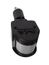 changer d'instrument de mesure matériau métallique électronique couleur noire alimentation alternative