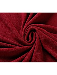 Red Home Deco Fabric