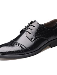 Westland® Men's Oxfords Comfort / Pointed Toe  Leather Office & Career / Party & Evening / Casual Low Heel