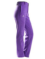 Extérieur Femme Bas Camping & Randonnée Respirable / Séchage rapide / Confortable Printemps / Eté / Automne / Hiver Rose dragée / Violet-