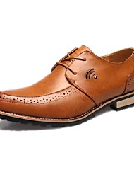 Westland® Men's Oxfords/Fashion style/Comfort/New Baroque/Pointed Toe/Leather/Gentle dress/Party & Evening/Casual