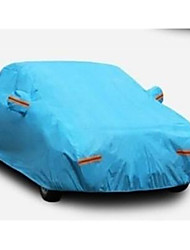 Motor Vehicle Supplies Clothing Flocking Thickening Waterproof Sunscreen Car Cover