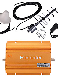 Gold GSM980 900MHz Mobile Phone Signal Repeater Booster Amplifier + Antenna Kit