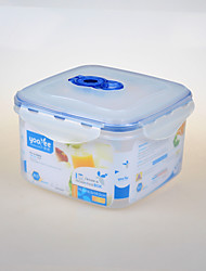 Food Grade PP Material Food Storage Container Vacuum Container