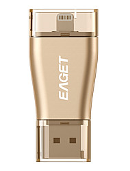 Eaget unidad i50 32g USB3.0 / OTG mini-rayo de flash U disco y carcasas de iPad, Mac / PC