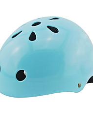 Casque Vélo(Bleu / Pêche,EPS / ABS)-deEnfant-Cyclisme / Patin à glace N/C 11 Aération S : 51-55cm