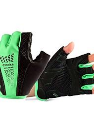 Glove Cycling/Bike Unisex Fingerless GlovesAnti-skidding / Wearproof / Wearable / Shockproof / Reduces Chafing / Wicking