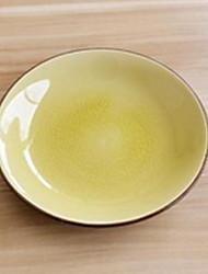 Japanese Household Ceramics Tableware Dinner Plate