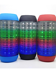 Bluetooth Speaker / Music / Sound / Light Pulse Subwoofer Speaker / Pill Type