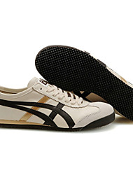 Onitsuka Tiger® MEXICO 66 Running Shoes Men's / Women's Anti-Slip / Breathable / Wearable Real Leather RubberRunning/Jogging / Leisure
