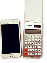 1PC  Solar  Mini  Handheld  Clamshell  Calculator