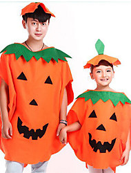 Halloween Pumpkin Clothes For Kids Girls Boys Costume Photography Props Halloween Funny with hat Clothes
