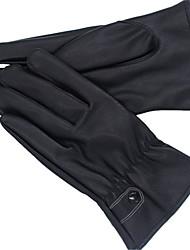 affaires des gants de PU chauds gants hommes équitation moto en plein air gants de sport