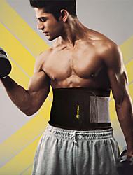 homens emagrecimento shaper da cintura corpo correia cintos treinador cintura firme controle mais