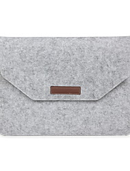 Fashion Solid Colors Felt Bag for MacBook Air 11.6'' 12inch
