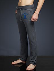 LOVEBANANA Men's Active Pants Dark Gray-38019
