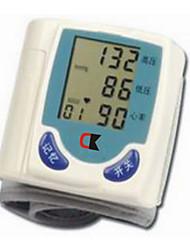 kby NDL-100 doméstico esfigmomanômetro eletrônico totalmente automático esfigmomanômetro de pulso inteligente