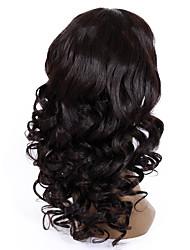 cabelo humano novas perucas 14-18inch braizlian Remy virgem Big Wave glueless rendas frente para afro-americanos