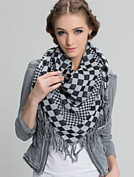Alyzee Women Acrylic ScarfFashionable Jewelry-B4013