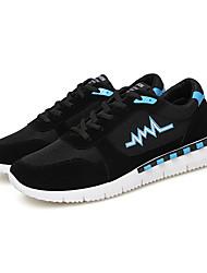 Men's Sneakers Spring / Summer / Fall / Winter Comfort Outdoor / Sport / Casual Lace-up Walking Running Tennis /