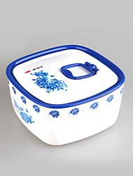 YOOYEE Brand BPA Free Food Grade 1L Airtight Food Crisper with Lid