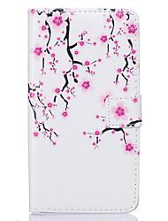 Pour Coque Sony / Xperia X / Xperia Z5 Porte Carte / Portefeuille / Avec Support / Clapet / Relief / Motif Coque Coque Intégrale Coque