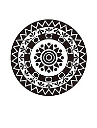Mandala Stickers/ Decals Mandala Wall Stickers For Home Decor