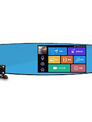 m1 intelligente Navigation Rückspiegel Fahrtenschreiber 3g Sound-Steuerung elektronischer Hund Geschwindigkeitsüberwachung Recorder