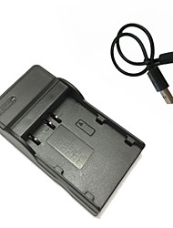 BLM1 Micro USB Mobile Camera Battery Charger for Olympus BLM1 E-300 E-500 C-8080 C7070 C5060 E-1