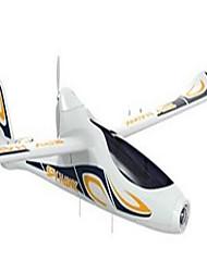 Hubsan H301S SPY HAWK uncertain Electrico sem Escovas 70km/h RC Airplane 4ch 2.4G Fibra de Carbono white Pronto a usar