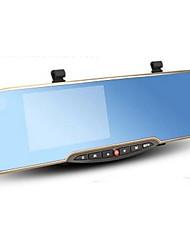 e E406 estrada estrada lente dupla 1080p retrovisor carro gravador espelho com um acompanhamento registro via dupla