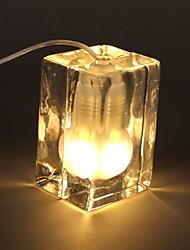 Luzes de Secretária - Moderno/Contemporâneo - Vidro - LED